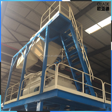 precast fly ash calcium silicate board composite panel production line / sandwich wall panel board making equipment