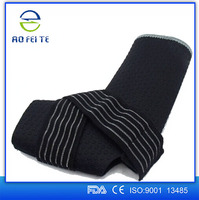 Sports elastic ankle support foot Enhance ankle fracture brace CE proved adjustable ankle support