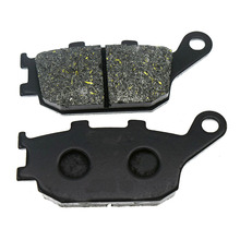 Long service life China factory outlet durable dustless motorcycle brake pad