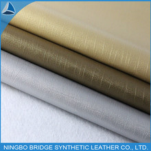 best price of pvc synthetic leather soft dipping faux fabric scales for sofa