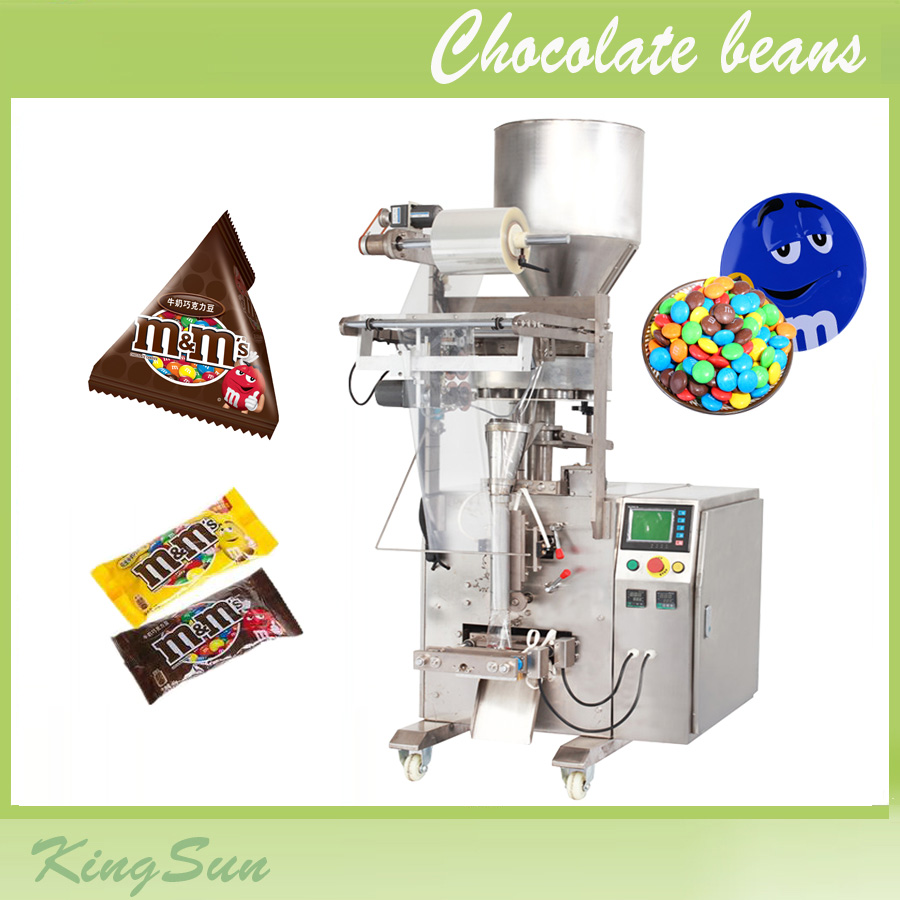 Automatic M&M's Chocolate Candy / milk chocolate bean Packing Machine