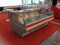 butchery equipment fresh meat show case /display cooler