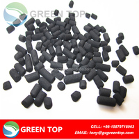 Adsorbent Columnar coal Based Activated Carbon For CO2 Removal