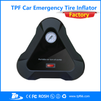 TPF high pressure new best small car tyre air compressor pump for car tires