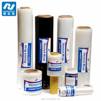 Hand use factory stretch film with low price
