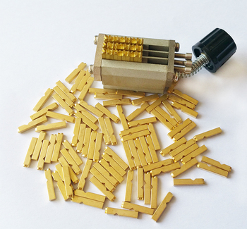 Brass Character/Letter for Date Coding Machine