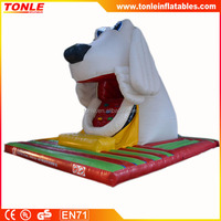 Snapping Dog Inflatable Slide For Sale