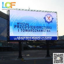 P10 Outdoor full color xxxxx 2 hot message video advertising led sign/advertising led display/led display board
