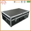 Custom-made Black Aluminum Multi Purpose Hard Case With Foam For Tool / Camera / Pistool / Hardware and More Hot Sales