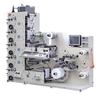 DB-RY320-5C Type UV(IR) High Quality label flexo printing machine