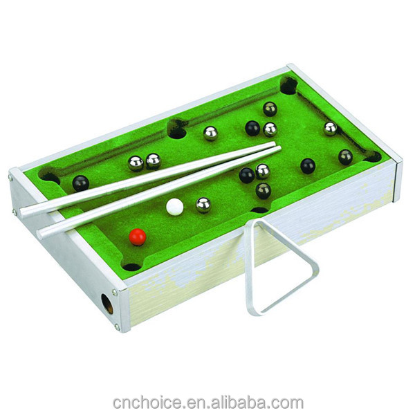 2015cheap best sale wood mini game table slate billiard - How much does a pool table cost ...