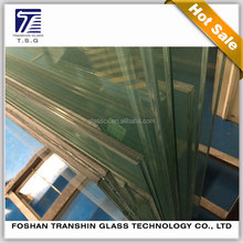 Tempered laminated glass for railing/partition/roof/door China suppliers