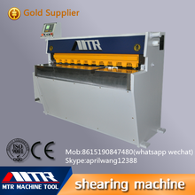 Truecut mechanical cutting machine used for distributor cabinets (QH11D-3.2X1250)