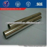 thin wall welded stainless steel round pipe