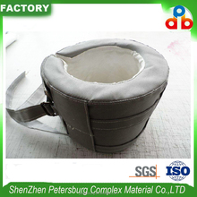 Removable Insulation Blanket/Cover/Jackets for valve insulation jacket