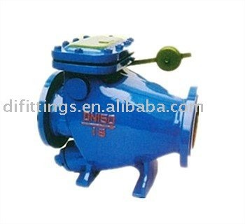 MICRO RESISTANCE SLOW CLOSING CHECK VALVE