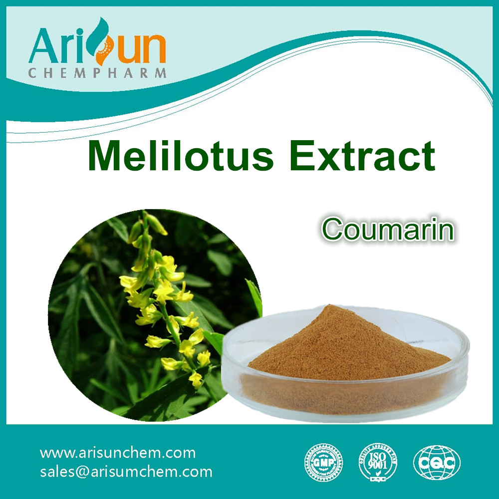 Factory Supply Melilotus Officinalis Extract , Coumarin Powder , Coumarin