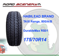 Made in China good quality 175/70R14 car tires for taxi