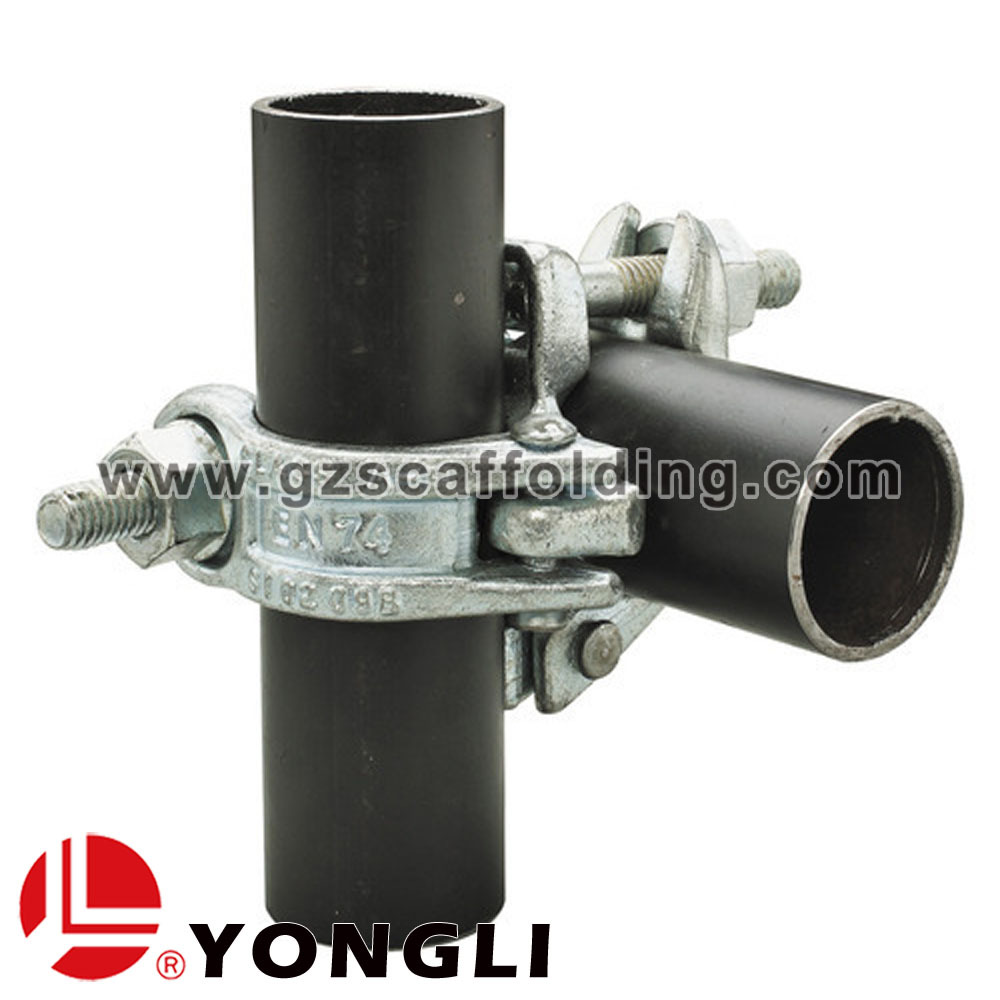 Bs en scaffolding pipe clamp forged tube