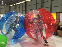 Human Inflatable Bumper Bubble Ball Inflatable Belly Bump Ball For Sale