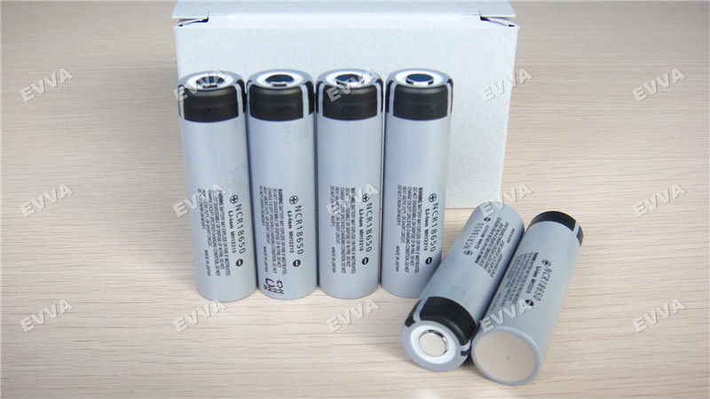 3.6V Lithium Akku 2900mAh NCR18650 for Panasonic10