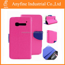 hybrid colorful wallet pu leather case for Samsung S5 i9600