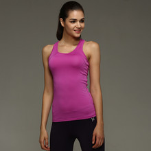 High quality New Design womens Fitness Gym Tank Top