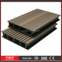 WPC (wood and plastic composite) Decking Flooring for Outdoor