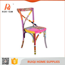 Comfortable baroque home wooden chair weight