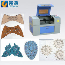 CO2 Laser Machine Write on Leather/Leather Engraving Machine