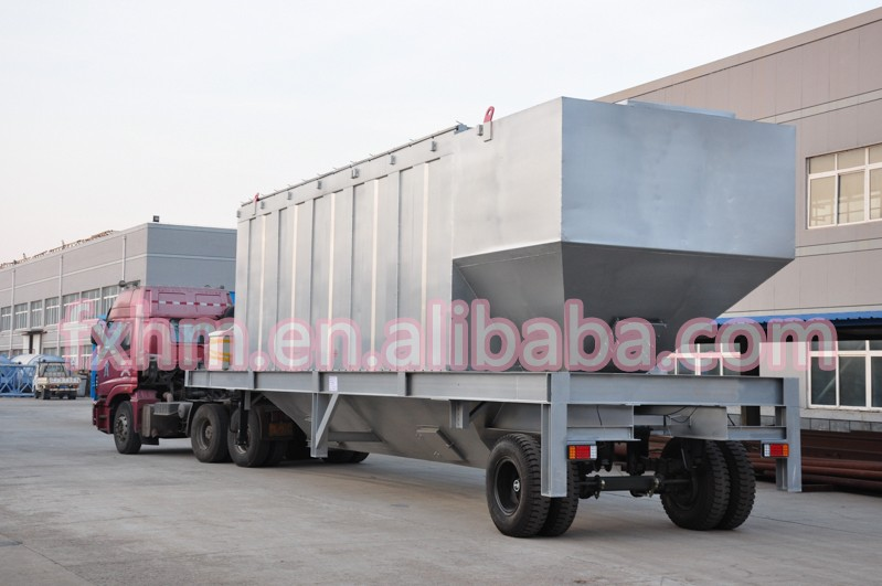 HMAP-MB1600 Mobile Asphalt Mixing Plant For Sale