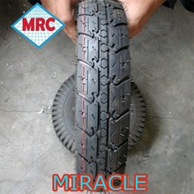 Top quality radial off the road rubber high way scooter tyre motorcycle tire 3.50-10