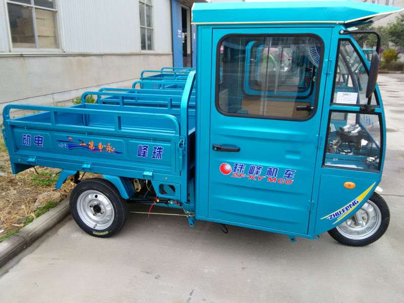 three/four wheel big power electric cargo for carry