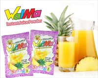 60g Pineapple Flavored Instant Juice Powder