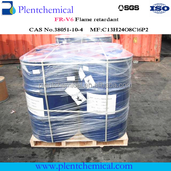 FR-V6 C13H24O8CL6P2 Flame retardant wholesale