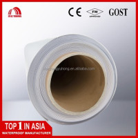 Polyester Fleece Backing TPO Waterproofing membrane
