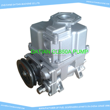 Datian new designed and developped gear pumps for fuel dispensers