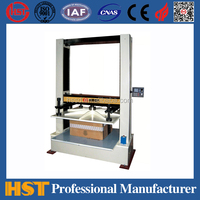 HST Digital display Carton or Box Compression Tester / Box Compressive strength Testing Machine