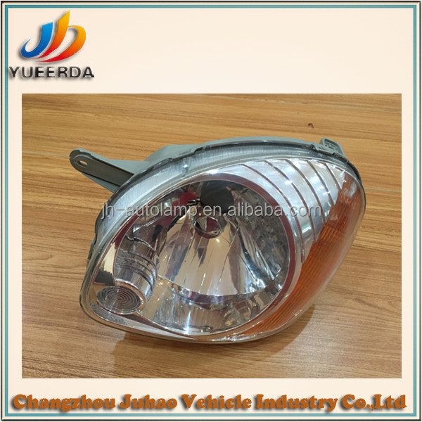 factory price ATOS 98-01 headlight head lamp for atos best selling car accessories