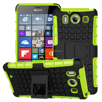Dazzle Shockproof Case for Nokia lumia 950, Combo rugged Case for nokia lumia 950XL