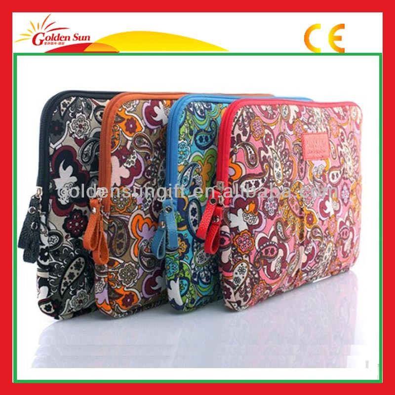 Popular Selling Customized Fashionable Lap Top Cases