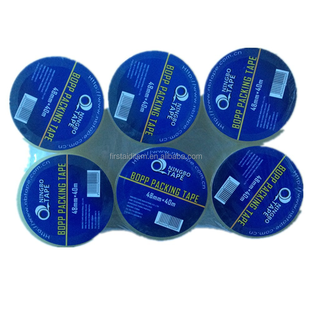 adhesive bopp packing tape with dispenser scoth tape