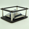 Creative Useful Holographic Image Display Stand 3D Projector Projection For 3.5''~5.5'' Phone