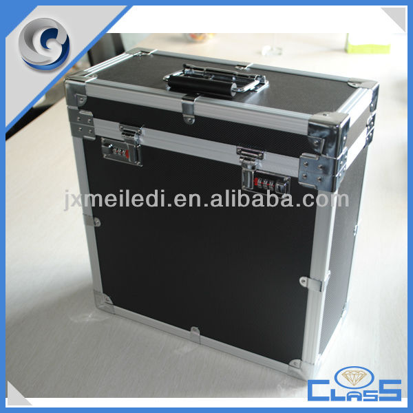 MLDGJ599 Excellent New Quality Small Strong Aluminium Flight Case For Military Audio Equipment Carrying