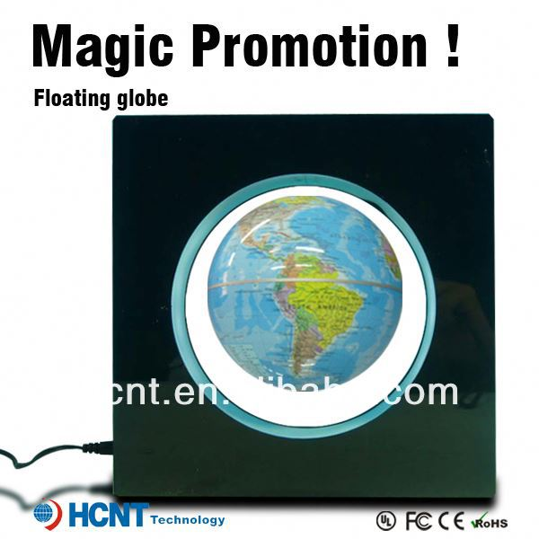 New invention ! Magetic Levitation globe for educational toys ! plastic mini hoodle game