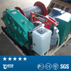 From China light duty electronic winch machine price
