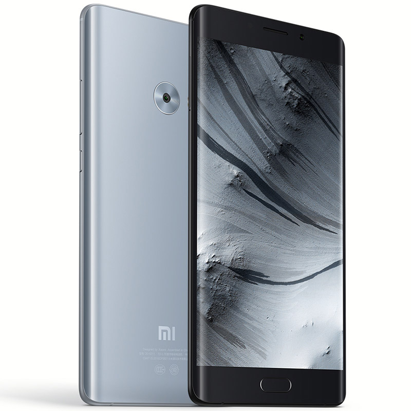 Latest Tv Xiaomi Mi Note 2 Note2 Prime New Launch Best Sound Quality 6GB RAM 128GB ROM MIUI 8 Android 6.0 Mobile Phones