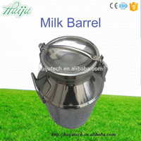 China best price milk can /stainless steel milk barrel