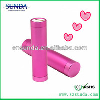 wholesale new products 2014 power bank for ipod touch 2200mah usb battery charger