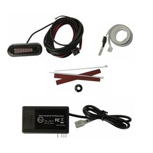 Special wireless truck parking sensor system no holes no drill electromagnetic parking sensors